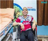إنقاذ شاب من ذوي الاحتياجات الخاصة من الشارع ونقله لدار رعاية