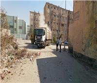 بخطة للطوارئ.. حي ثالث الإسماعيلية يستعد لاستقبال عيد الأضحى