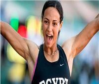 بطلة مصر في ألعاب القوى تعلن إصابتها خلال المران