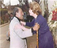 جيهان السادات في مذكراتها: حلمت طويلا بالحج إلى بيت الله الحرام