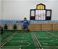 تعقيم 450 مسجدًا استعدادًا لصلاة عيد الأضحى بمدن مطروح