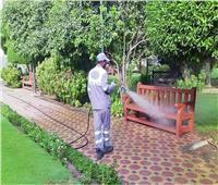 «صحة الإسكندرية»: تطهير الحدائق والمنتزهات بمناسبة عيد الأضحى