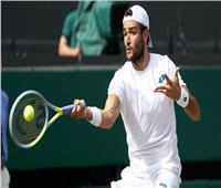 الإيطالي بيريتيني ينضم إلى المنسحبين من منافسات التنس بأولمبياد طوكيو