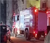 النيابة تتطلب تقرير المعمل الجنائي بشأن حريق 3 منازل بأطفيح
