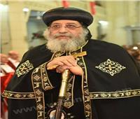 قداسة البابا يهنئ وزير الأوقاف بعيد الأضحى المبارك
