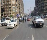 «الحالة المرورية».. سيولة بالطرق الرئيسية في القاهرة والجيزة