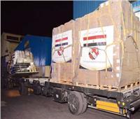 جسر مساعدات جوى بين مصر وتونس