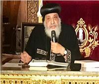البابا تواضروس يهنئ مفتي الديار المصرية بعيد الأضحى