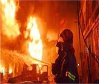 السيطرة على حريق في منزل بقنا
