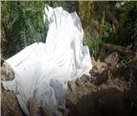 العثور على جثة «طفلة مذبوحة» بالأراضي الزراعية في أشمون