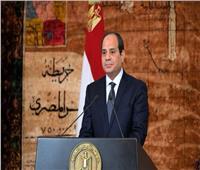 الرئيس السيسي يهنئ نظيره الجزائري بمناسبة عيد الأضحى