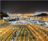 أكثر من 175 ألف برج إنارة يضيء سماء مكة المكرمة والمشاعر خلال موسم الحج
