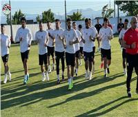 «محاضرة من الفيفا وتدريب قوي»  استعدادات المنتخب الأوليمبي لمواجهة أسبانيا