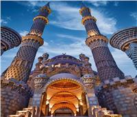 لصلاة العيد..  حكاية مسجد الصحابة في شرم الشيخ
