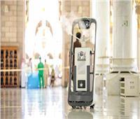 روبوتات وبطاقة شعائر.. «الحج الذكي» في زمن الوباء!