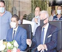 تدشين مبادرة «جنوب سيناء خالية من الأمية»