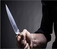 منجد بلدي يقتل زوجته بـ6 طعنات ويحاول الانتحار في بني سويف