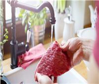 قبل العيد  تعرفي على طريقة غسل وتتبيل كل جزء من اللحوم