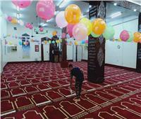 مساجد قنا تتزين لاستقبال مصلين عيد الأضحى المبارك.. صور
