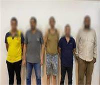 التحقيق مع 8 متهمين لخطفهم افريقي بالقاهرة