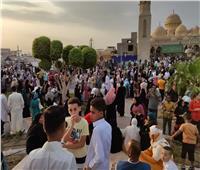 الآلاف يؤدون صلاة عيد الاضحى بمساجد الغردقة