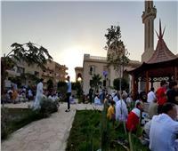 آلاف المواطنون في سيناء يؤدون صلاة عيد الأضحى