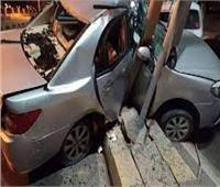 مصرع وإصابة 3 طلاب ثانوي في حادث مروري بطريق الموت بقنا