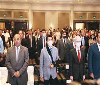 مؤتمر تقديم البعثة المصرية لطوكيو امتياز مع مرتبة الشرف
