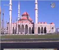 مسجد مالك الملك.. طراز معماري فريد يزين العلمين الجديدة