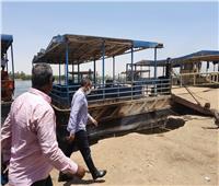 محافظ أسيوط يعلن تشكيل لجنة للمرور على المراسي والعائمات النيلية
