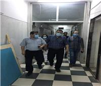 مدير «صحة المنوفية» يتفقد مستشفى تلا ويتابع رفع حالة الطوارئ.. صور