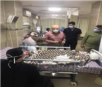 «صحة المنوفية»تتفقد المستشفيات للوقوف على جاهزيتها في عيد الأضحى |صور