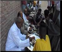 ممبار على «الطبلية الواحاتية».. طقوس إفطار أول أيام عيد الأضحى بالوادي الجديد