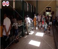 شاهد| «أخبار اليوم» تشارك المواطنين فرحة عيد الأضحي بـ «حديقة الحيوان»