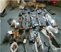 ضبط أسلحة نارية وبيضاء ومواد مخدرة وتنفيذ 7168 حكما قضائيا في حملة بالقليوبية