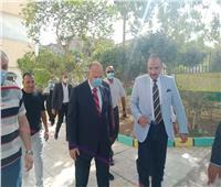 جولات مكثفة لمحافظ القاهرة على الحدائق العامة والمتنزهات
