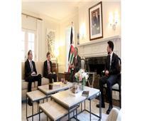 ملك الأردن ومستشار الأمن القومي الأمريكي يبحثان تعزيز قضايا الحرب على الإرهاب