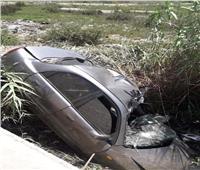 كارثة| مصرف يبتلع تاجر وزوجته بعد انقلاب سيارتهما بالبحيرة