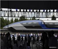 أسرع مركبة أرضية| تحرك أول قطار مغناطيسي في العالم بجمهورية الصين