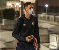 بانون ينتظم في مران الأهلي بعد عودته من المغرب