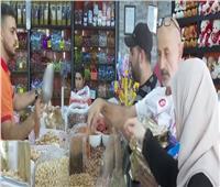 فيديو| أجواء عيد الأضحي في فلسطين.. إقبال على الشراء وانتعاشة للأسواق