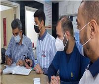 مخالفات داخل مستشفى شبين القناطر بالقليوبية.. وإحالة المقصرين لتحقيق
