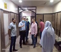 وكيل صحة المنوفية يزور مستشفى قويسنا لتفقد سير العمل خلال عيد الأضحى
