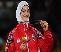 هداية ملاك تعلق على إسناد مهمة حمل علم مصر في افتتاح أولمبياد طوكيو