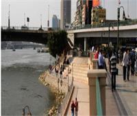 كورنيش النيل بالمنيا يستقبل المواطنين ثاني أيام عيد الأضحى