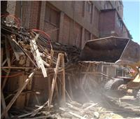 «أحياء القاهرة» تشن حملات لضبط البناء المخالف خلال عيد الأضحى