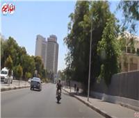سيولة مرورية في شوارع وميادين القاهرة ثاني أيام عيد الأضحى | فيديو