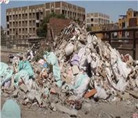 تلال القمامة وبقايا جلود الأضاحي تحاصر السبتية| فيديو