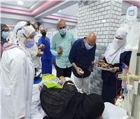 ب«الزغاريد» تشغيل تجريبي لوحدة الكلى الصناعي بمستشفى أبوكبير المركزي بعد التطوير   فيديو