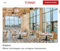 مجلة التايم الأمريكية تختار القاهرة من أفضل وجهات العالم لعام 2021